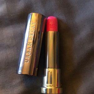 Urban Decay lipstick SAVAGE